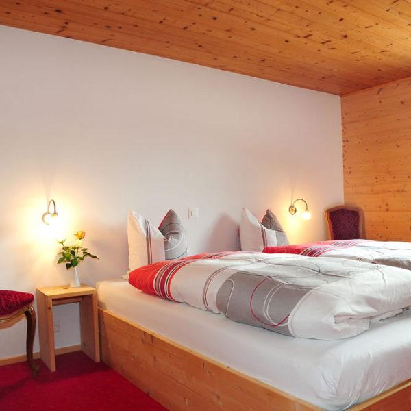 Zimmer Berggasthaus Gemsli St. Antönien